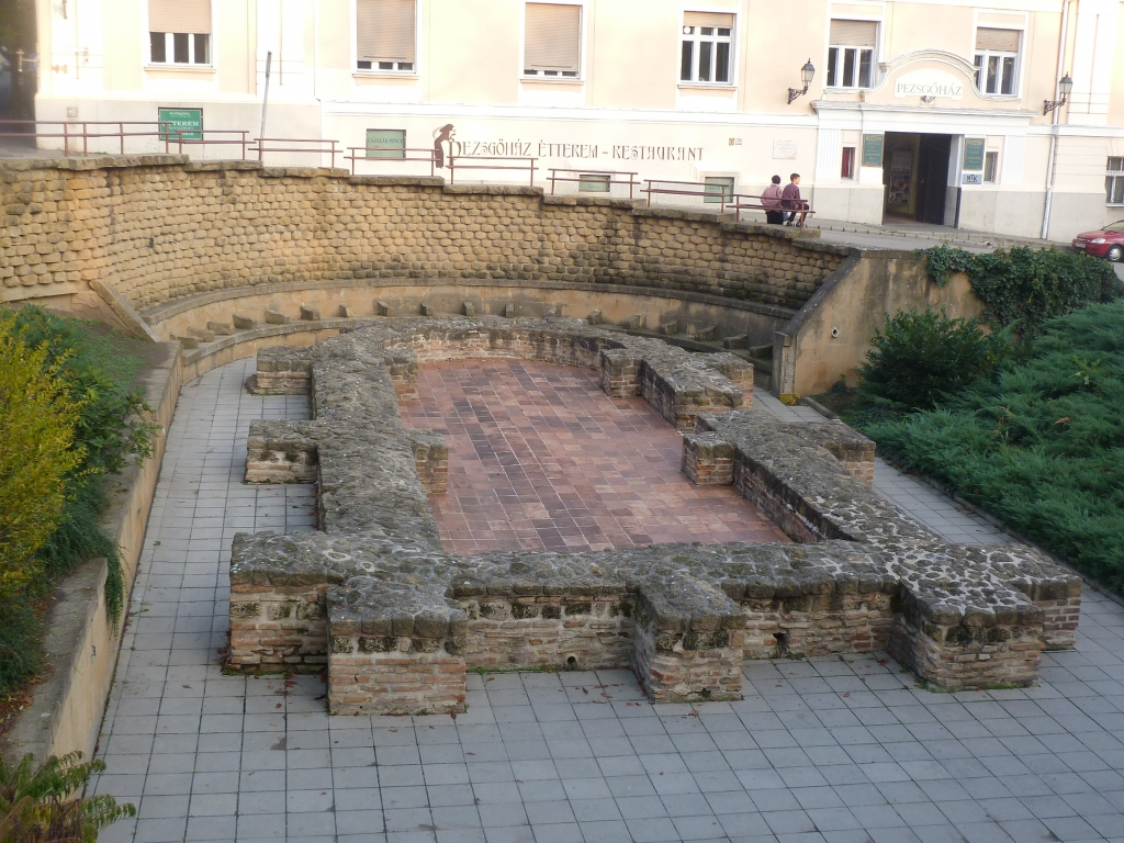 Pécs, Cella Septichora