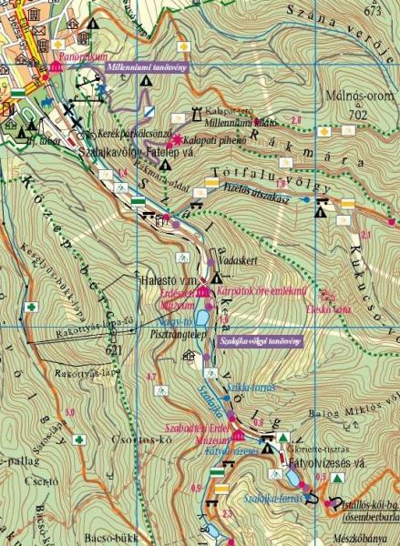 szalajka völgy térkép Szalajka völgy » KirándulásTippek szalajka völgy térkép